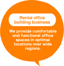 Rental office building business